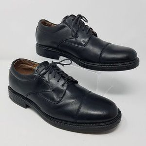 Franco Fortini shoes RIVIERA black leather 9.5
